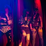 Donzelle's sexy crew